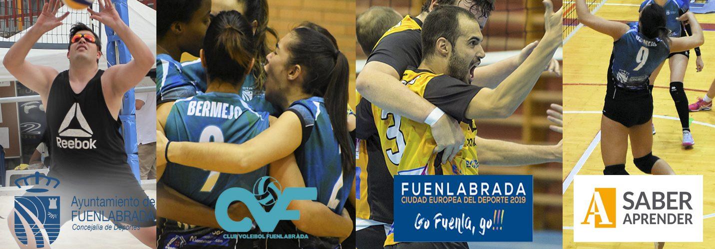 CLUB VOLEIBOL FUENLABRADA